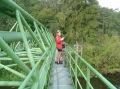 Mary on the bridge